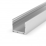 Profil LED - P22-3 Tech Light SREBRNY