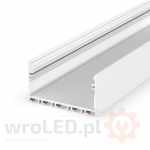 Profil LED - P23-3 Tech Light BIAŁY