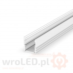 Profil LED - P25-3 Tech Light BIAŁY