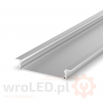Profil LED - P21-1 Tech Light SREBRNY