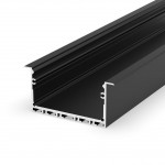 Profil LED - P23-1 Tech Light CZARNY
