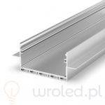 Profil LED - P23-2 Tech Light SREBRNY