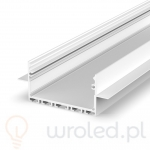 Profil LED - P23-2 Tech Light BIAŁY