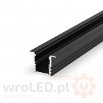 Profil LED - P25-1 Tech Light SREBRNY