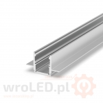 Profil LED - P25-2 Tech Light SREBRNY