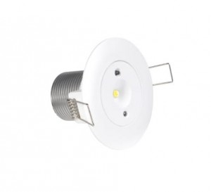 OCZKO AWARYJNE STARLET WHITE LED SO 3W SA/A 3H MT