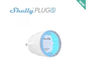 Shelly PLUG S - Gniazdo 230V
