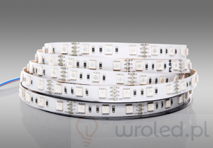 TAŚMA LED SMD 5050 RGBW (neutralna) 300LED/5M IP20