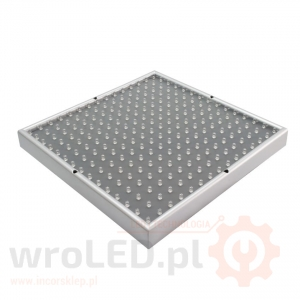 Panel LED do uprawy roślin 30x30cm Grow 10W