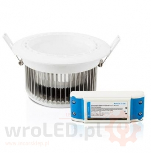 FUT061 - MILIGHT - DOWNLIGHT 12W CCT