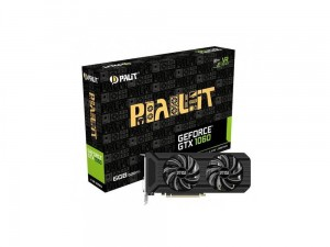 Palit GeForce GTX1060 DualFan 6GB