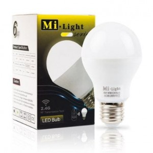 FUT017 - Mi-Light - E27 6W CCT