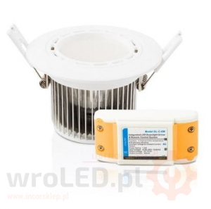 FUT060 - MILIGHT - DOWNLIGHT 6W CCT